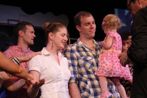 Tim, Jess & Amy Prayer