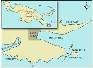 Milne Bay Map-1